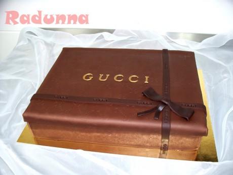 ... narozeninové - Dorty kabelky + módní značky a doplňky - GUCCI